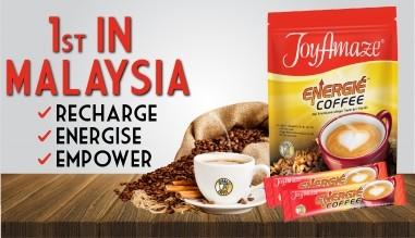 JoyAmaze® ENERGIÉ™ Coffee